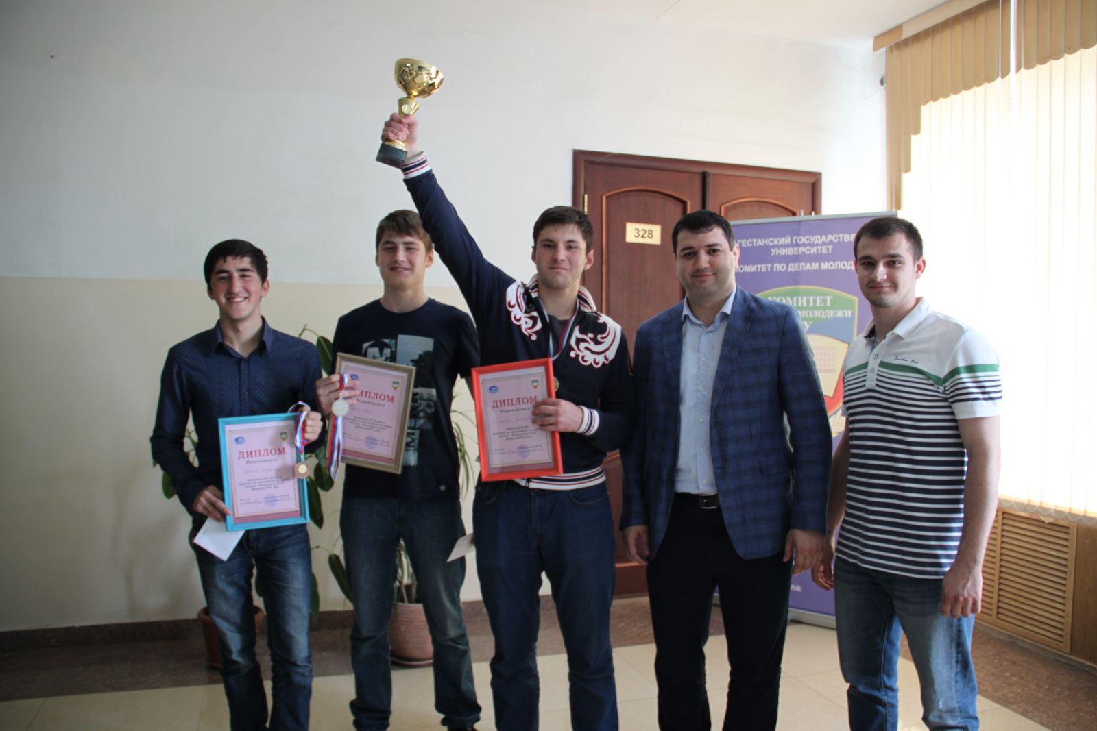 Отчёт о проделанной работе Дагестанского регионального отделения за 2016 г.