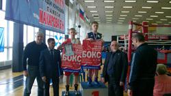 Первенство Самарской области по боксу среди юношей, памяти Макарова В.Н.