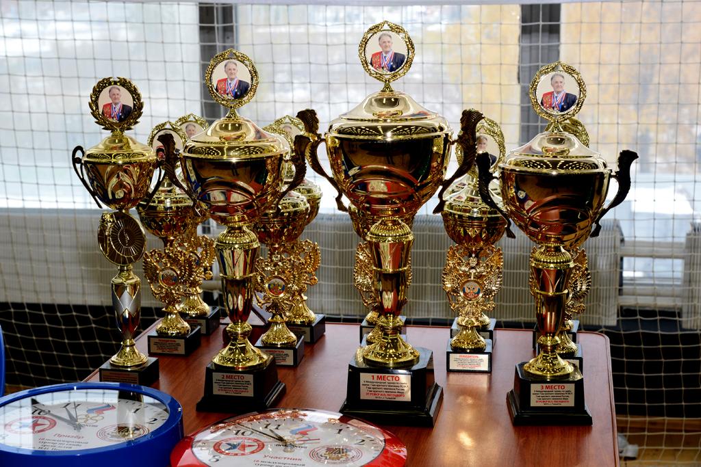 10-ый Юбилейный Международный турнир по самбо среди детей имени И.П. Песоцкого