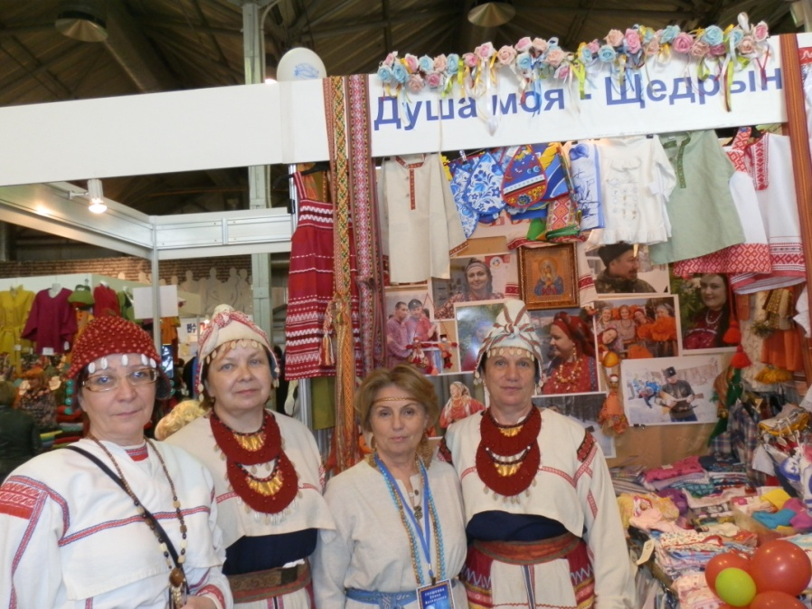 Выставка «Сокровища Севера» в Сокольниках