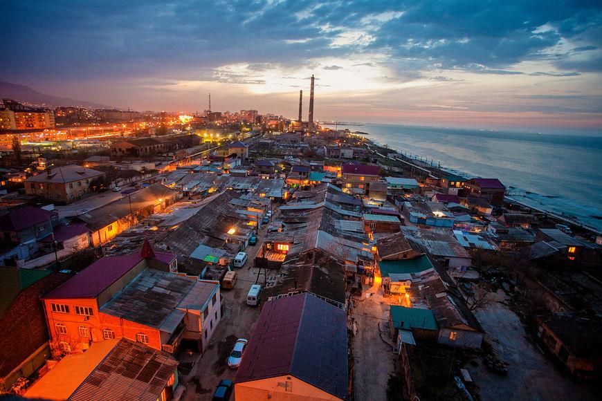 Отчёт о работе по Дагестану