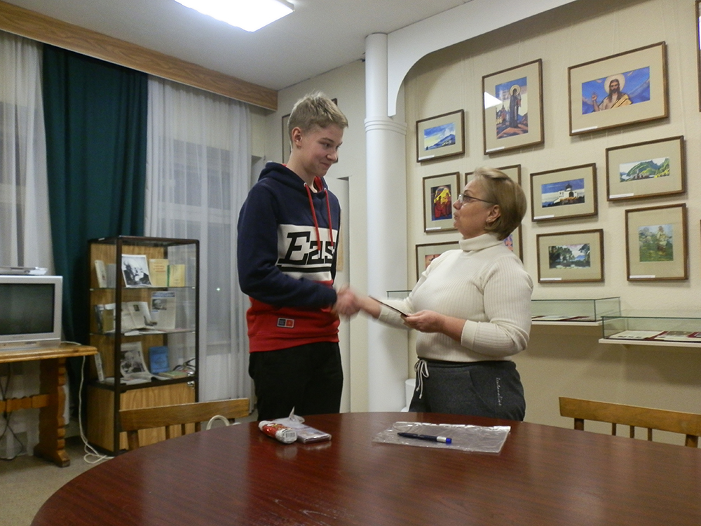На базе РО по Кемеровской области создан Молодежный клуб