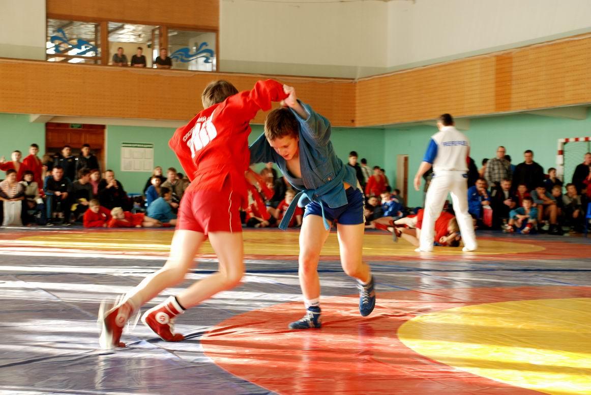7-ой Межрегиональный открытый турнир по самбо