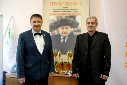 Турнир по боксу среди юниоров в Тольятти