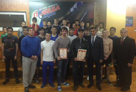 В Тольятти чествовали заслуженных тренеров по боксу