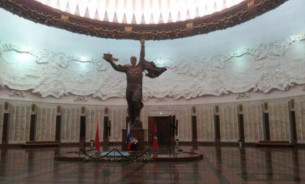 «День памяти и скорби» в Центральном музее Великой Отечественной войны 1941-1945 гг. на «Поклонной горе»